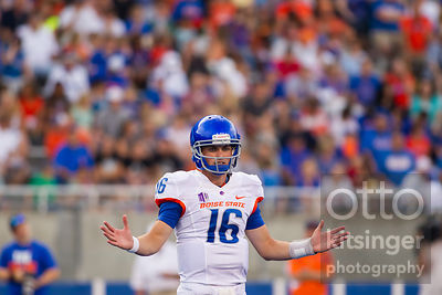 Boise State Fall Scrimmage