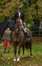 Nick Wright - The Cottesmore Hunt meet in Somerby 6/11