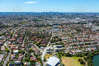 Marrickville Looking North