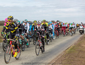 The Peloton - Paris-Nice 2018