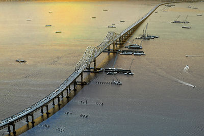 Tappan Zee Bridge NY, Plus More! aerials