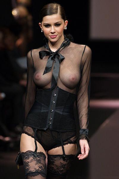 Lingerie Fashion Show Pics 15