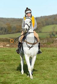 Callie Coles - The Melton Hunt Club Ride
