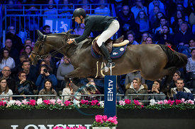 MASTERS ONE SALON DU CHEVAL DE PARIS / CENECA - Longines Paris Masters 2017