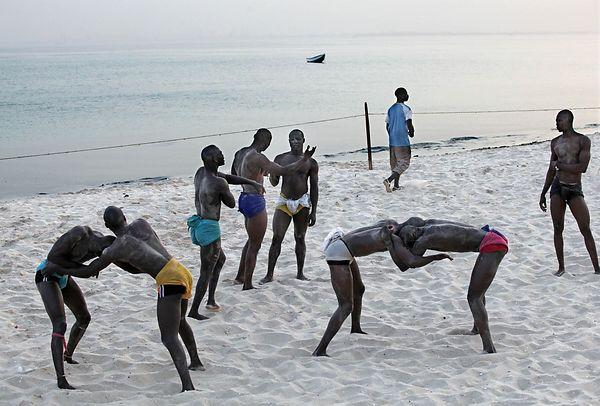 lutte sénégalaise 2017