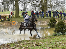 Vittoria Panizzon and ONE NIGHT LOVE - Belton International Horse Trials