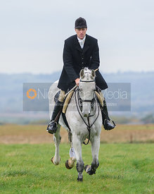 Tim Dobson-Seaton - Quorn Hunt Opening Meet 2016