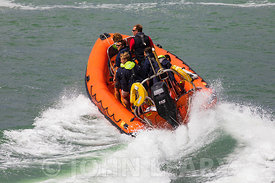 Calshot Activities Centre RIB.