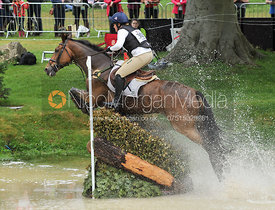 Pippa Funnell and MIRAGE D'ELLE - Event Rider Masters CIC***