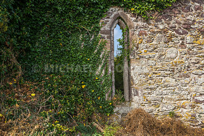 Killiney Church Window- Castlegregory, Ireland