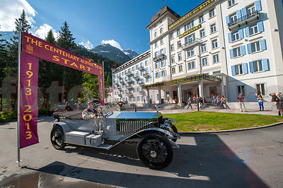 Centenary Alpine Trial 1913-2013 Rolls-Royce photos
