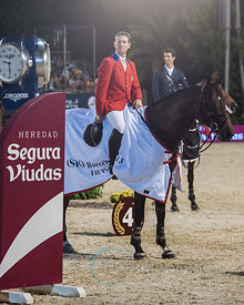 COMPETITION No 8 Queen's Cup Segura Viudas Trophy.