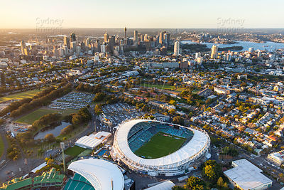 Allianz Stadium to Sydney CBD