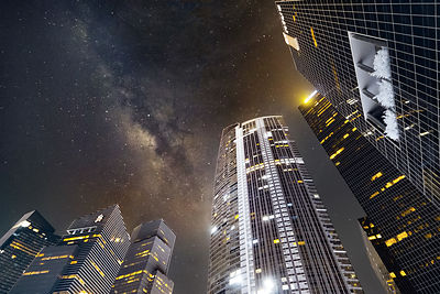 Downtown with Milkyway
