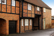Timber Framed 16th Century House