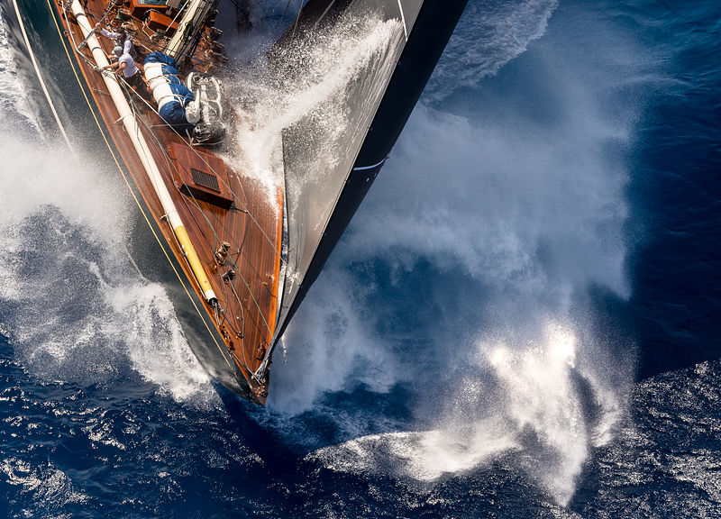 Regatta superyacht sailing regatta