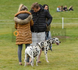 Dalmations - Mitsubishi Motors Badminton Horse Trials 2017