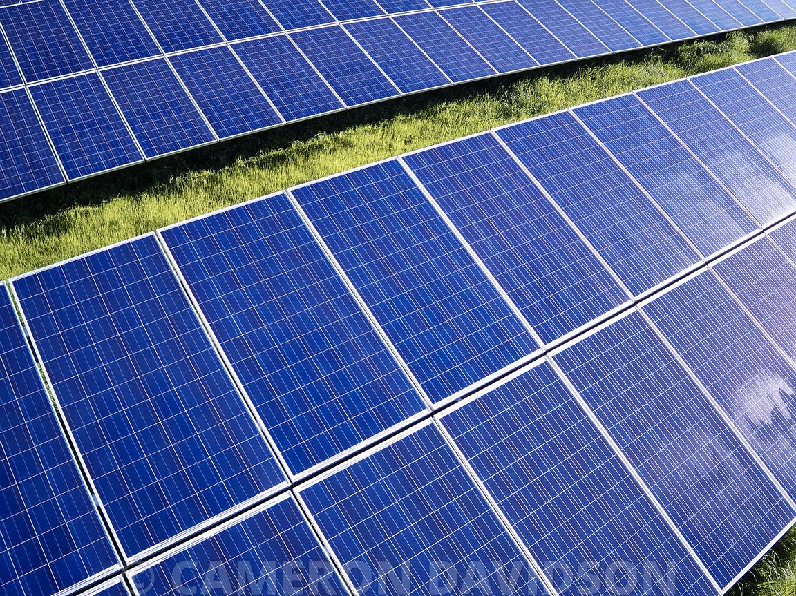 Solar Farm - North Carolina