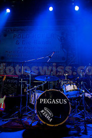 The Pegasus Band Life in Concert at Rondo in Pontresina