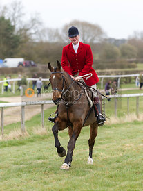 Ed Winnington - The Quorn at Garthorpe 21st April 2013.