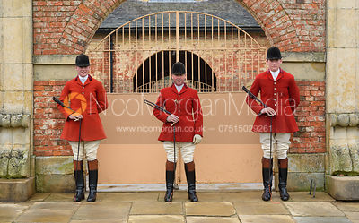 Portraits of Belvoir Hunt Staff and Masters photos