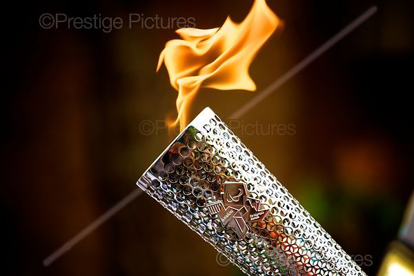 Paralympic Torch Relay 2012 images