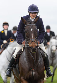 Louise Bevin - Quorn Hunt Opening Meet 2016