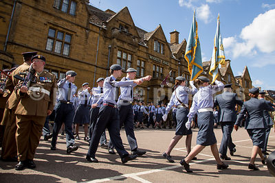 Cadets from 1460 (Banbury) Squadron Air Training Corps