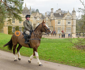 The Cottesmore Hunt at Exton Hall
