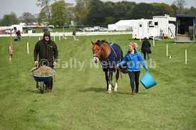 {persons} at Mitsubishi Motors Badminton Horse Trials 2018