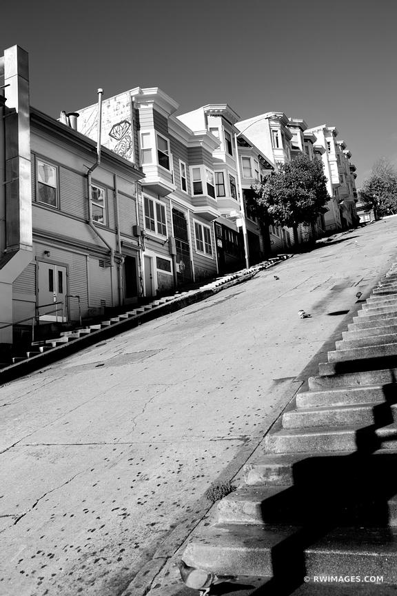 Black And White Photos San Francisco
