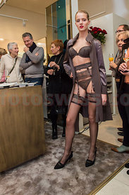 Opening Event of La Perla Store in St.Moritz
