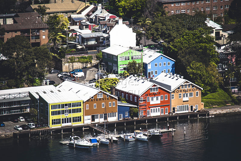 Waterview Wharf Workshops