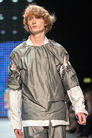 London Collections Men Spring Summer 2017 - Feng Chen Wang