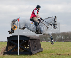 Andrew Heffernan and Showtime, Oasby Horse Trials