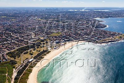 Maroubra Beach to Sydney