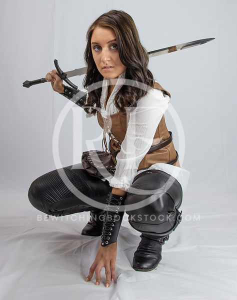 Caitlyn: Woodland Warrior photos