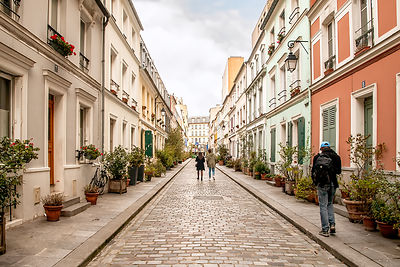PARIS - RUE CRÉMIEUX - 2016 photos