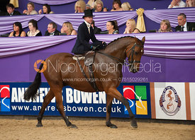 Ladies Hunter - HOYS 2011