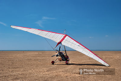 MIDDLETON SANDS 10B - Microlight aircraft