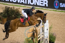 International jumping class