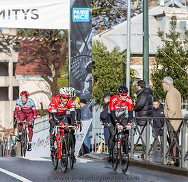 Grouppetto- Paris-Nice 2018