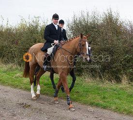 Quorn Hunt Opening Meet, The Kennels 26/10