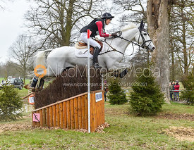 Kirsty Short and COSSAN LAD - CIC***