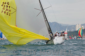 RHKYC AROUND THE ISLAND RACE 2012