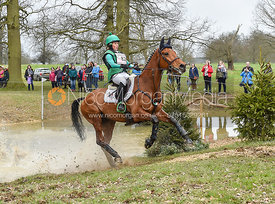 Sarah Ennis and WOODCOURT GARRISON - CIC***