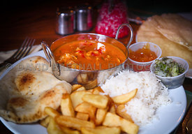Curry Night - The Holly Bush