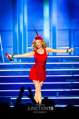 Kylie Minogue, Birmingham, United Kingdom