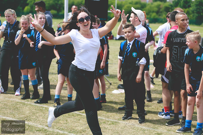 ACE Academy Sports Day - Track Events photos