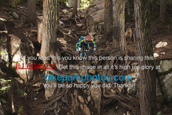 Saturday September 29th - In Deep bike park photos